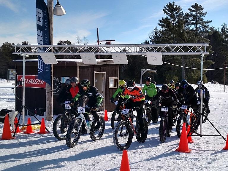 Fun Promotions llc - Michigan FatBike Racing Series
