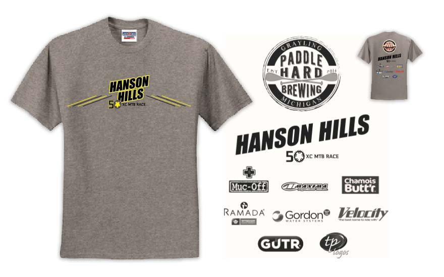 Hanson Hillls Mountain Bike Race